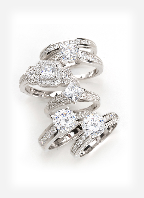 Engagement Rings Davidson Jewelers East Moline, IL